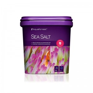 Aquaforest Sea Salt 10kg SÓL Do Akwarium Morskiego