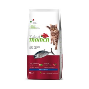 TRAINER NATURAL CAT AULT TUNA 10KG - TUŃCZYK