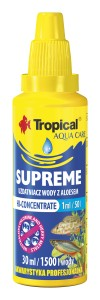 TROPICAL SUPREME 30ml Uzdatniacz Do Wody z Aloesem