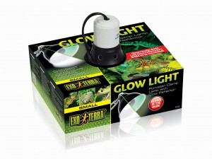EXO TERRA Glow Light SMALL 14cm Lampa do 100W