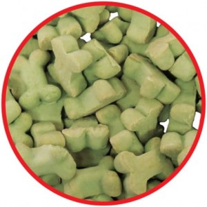 Ciastka dla Psa Puppy Treats Mint Treserki 1kg