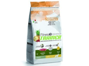 TRAINER FITNESS 3 ADULT MINI DUCK & RICE  2KG