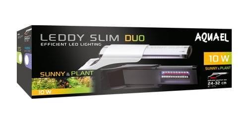 Aquael Leddy Slim Duo Sunny Plant 10w Oświetlenie Led Do Akwarium