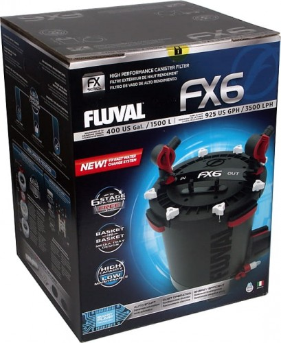 e31618228e58b3 HAGEN FLUVAL FX-6 FX 6 FX6 Filtr Kubełkowy 3500L/H - Hagen Fluval ...