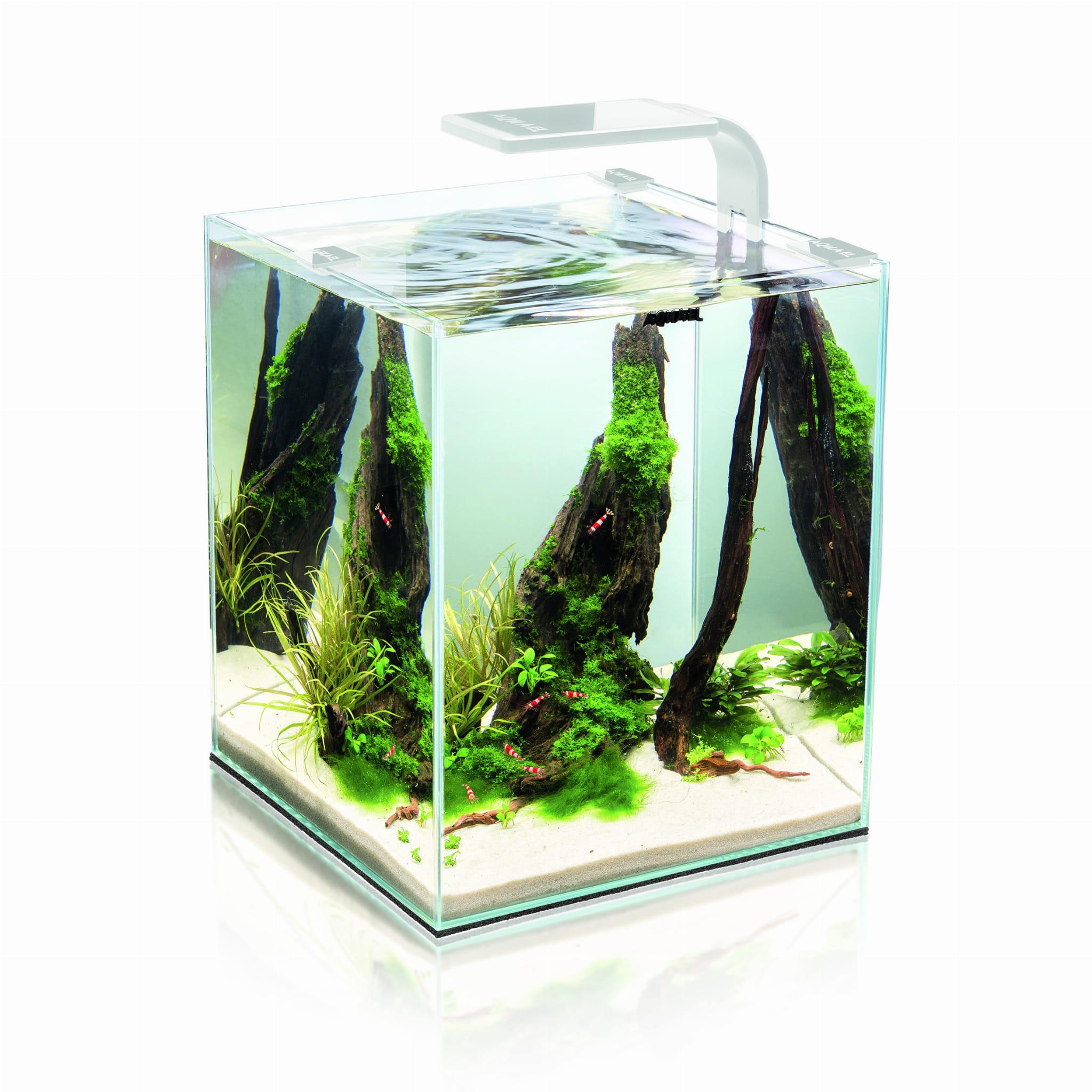 Aquael Leddy Smart 2 Oświetlenie Lampa Led 6w Do Akwarium Plant Biała