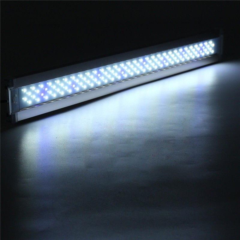 Sunsun Ade 18w Lampa Belka Oświetlenie Led Do Akwarium 48 65cm
